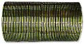 Metallic Bangles- Green