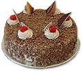 Black Forest Cake (Avari)- 4Lbs