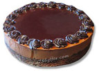 Chocolate Cheese Cake (Large)