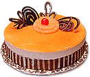 Orange Mousse Cake (Marriott)- 2Lbs
