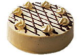 Strawberry Sponge Cream Cake- 2lbs