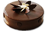 Chocolate Fudge Delight Cake- 2lbs