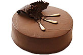 Chocolate Mousse Layer Cake- 2lbs