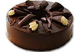 Dark Chocolate Cake- 2lbs