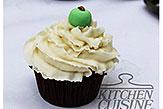 Chocolate Vanilla Cup Cakes- 6pcs
