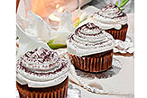 Pearls Cup Cakes- 6pcs