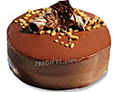 Chocolate Brownie Cake (Large)