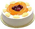 Mixed Fruit Cake- 2Lbs