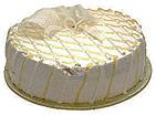 Lemon Curd Cake- 2Lbs