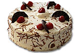 Black Forest Cake- 2Lbs