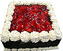 Strawberry Cheese Cake (Rahat)- 2 Lbs