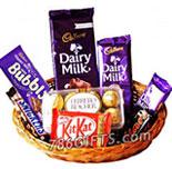 Chocolates Basket 05