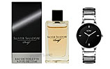 KWC for Men Watch and Davidoff Silver Shadow for Men (100ml)