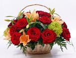 Red Basket