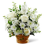 White Imported Flowers