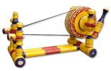 Traditional Thread Spinner (Model)