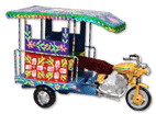 Motorcycle Rickshaw (Model)