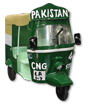 Pakistani Rickshaw-CNG (Model)