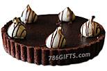 Lals Chocolate Tart Cake- 1 Lbs