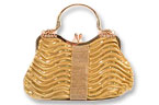 Fancy Purse- Golden
