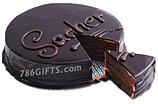 Sacher Cake- 2Lbs
