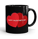 Valentines Day Mug - White
