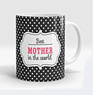 Best Mother in the World Mug