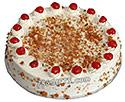 Vanilla Caramel Crunch Cake (PC)- 2Lbs