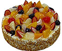 Fruit Gateau Cake (PC)- 2Lbs