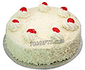 White Chocolate Swiss Cake (PC)- 2Lbs