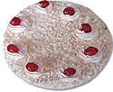 White Forest Cake (PC)- 6Lbs