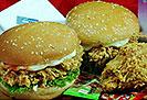 Savour Krispo Hot Burger Deal