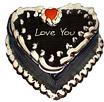 Heart Shaped Cake (Marriott)- 4Lbs