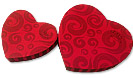 Cute Heart Shape Box