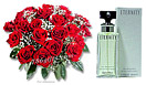 Perfume And Two Dozen Roses
