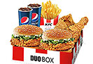 Xtreme Duo Box (2 person)