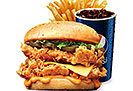 Zinger Stacker Combo (2 person)