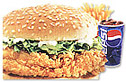 KFC Zinger Meal