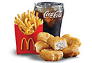 Chicken McNuggets Value Meal (2 person)