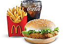 McChicken Value Meal (2 person)