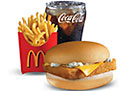 Filet-O-Fish Value Meal (2 person)