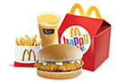 Happy Meal Chicken Burger