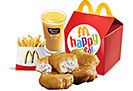 Happy Meal 4pcs Chicken McNuggets