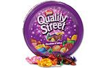 Quality Street Tin box
