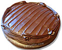 Double Chocolate Fudge Cake (Large)