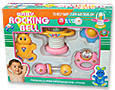 Rocking Bell Rattle Set