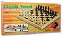 3 in 1 Chess Board