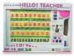 Hello Teacher- Play and learn